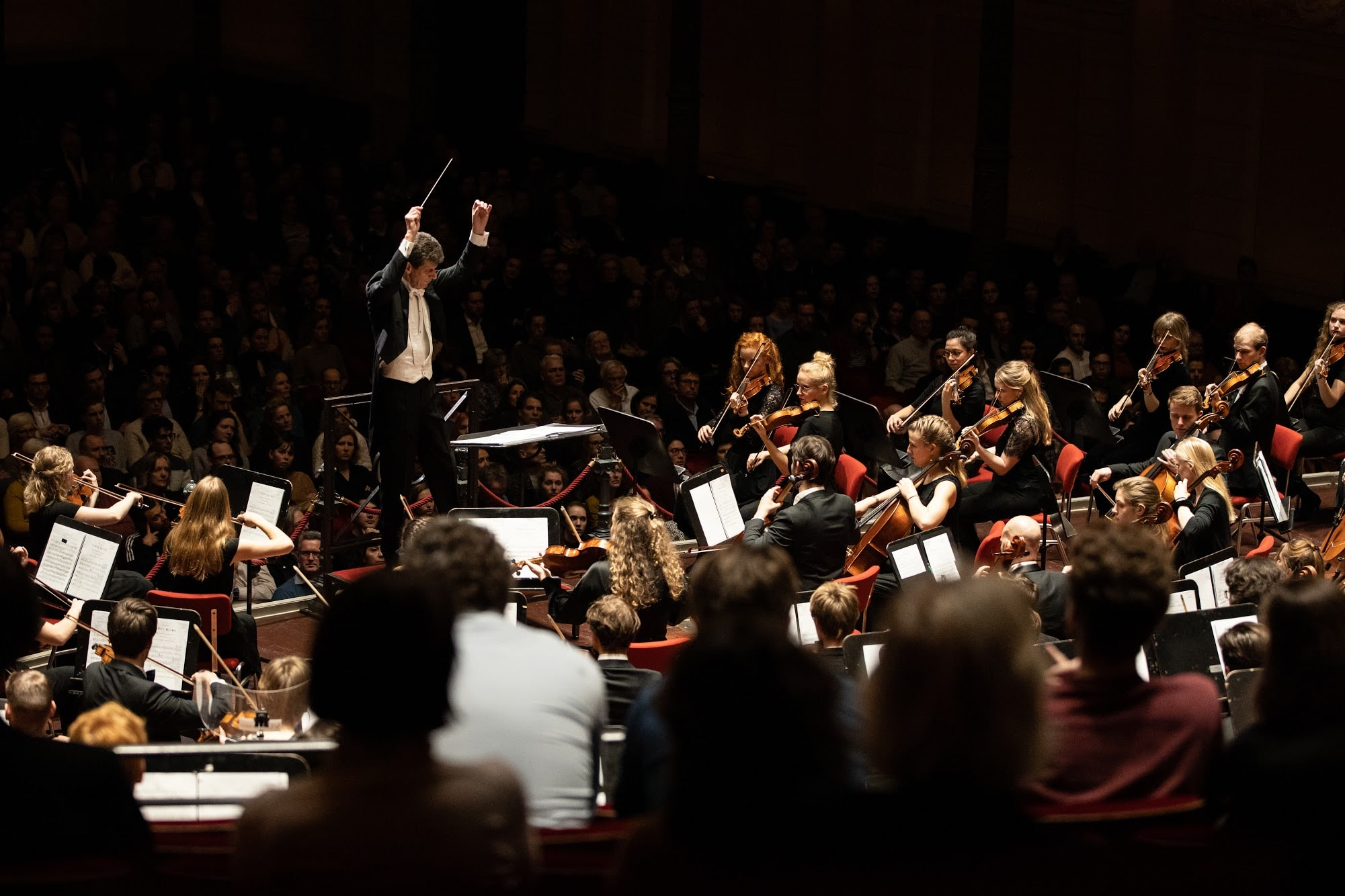 VU-orkest o.l.v. René Gulikers